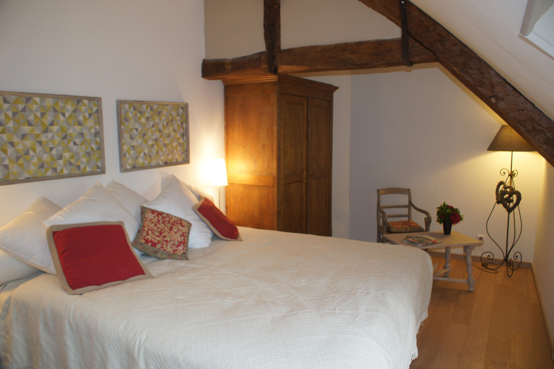 Chambres d'hôtes avec piscine et restaurant à Houdan Yvelines, France